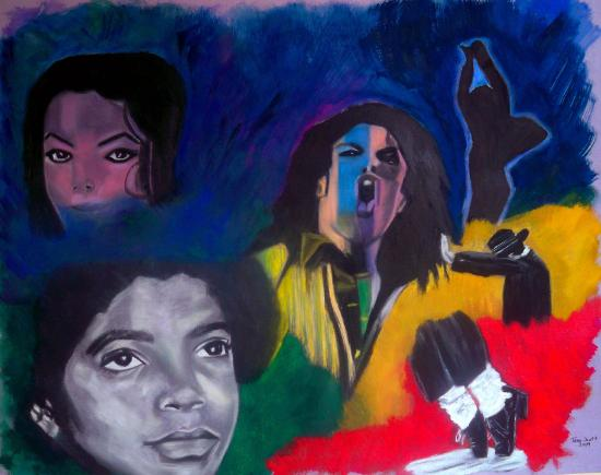 Michael Jackson par tscott